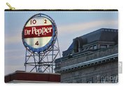 Dr Pepper Sign Carry-all Pouch