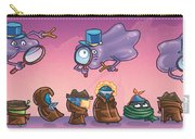 Virologycomics  Carry-all Pouch
