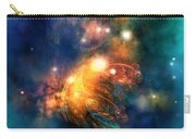 Draconian Nebula Carry-all Pouch by Corey Ford