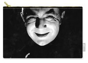 Dracula In The Shadows Carry-all Pouch