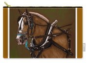 Draft Horse Carry-all Pouch
