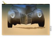 Drag Racing Anyone Carry-all Pouch by Myrna Migala
