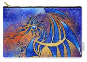 Dragissous V1 - Blue Dragon Carry-all Pouch