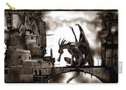 Dragon And Castle Carry-all Pouch
