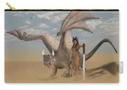Dragon And Master Carry-all Pouch