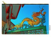 Dragon At The Gate Carry-all Pouch