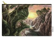 Dragon Branches Carry-all Pouch
