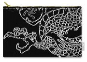 Dragon Bw Carry-all Pouch