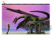 Dragon Carry-all Pouch by Corey Ford