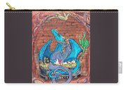 Dragon Family Carry-all Pouch