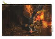 Dragon Flame Carry-all Pouch by Solomon Barroa