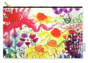 Dragon Flies Carry-all Pouch
