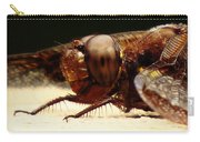 Dragon Fly Head Carry-all Pouch