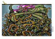 Dragon In Thorns Carry-all Pouch
