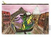 Dragon New Year Comes To Venice Carry-all Pouch