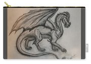 Dragon On The Move Carry-all Pouch