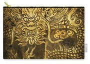 Dragon Pattern Carry-all Pouch by Setsiri Silapasuwanchai