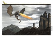 Dragon Scenery - 3d Render Carry-all Pouch