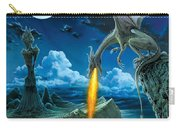 Dragon Spit Carry-all Pouch by The Dragon Chronicles - Robin Ko