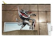 Dragon With Red Cross Carry-all Pouch