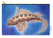 Dragonet Fish Carry-all Pouch