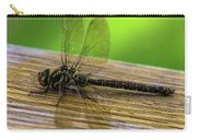 Dragonfly Colors Carry-all Pouch