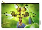 Dragonfly Design Carry-all Pouch