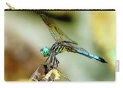 Dragonfly Landing Carry-all Pouch