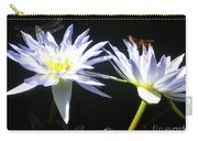 Dragonfly Lily Carry-all Pouch