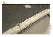 Dragonfly On Bamboo Oar Carry-all Pouch
