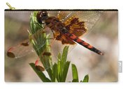 Dragonfly Resting 2 Carry-all Pouch