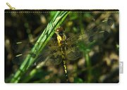 Dragonfly Venation Revealed Carry-all Pouch