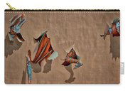 Dragons In The Railyard - Santa Fe #2 Carry-all Pouch