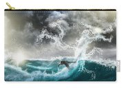 Dragon's Soul Surfer Carry-all Pouch