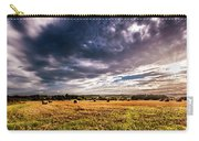 Drama In The Skies Carry-all Pouch