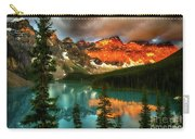 Drama Of The Canadian Rockies Carry-all Pouch