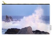 Drama Of The Rocky Shore Carry-all Pouch