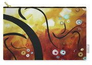 Drama Unleashed 1 Carry-all Pouch by Megan Duncanson