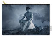 Dramatic Blue  Carry-all Pouch