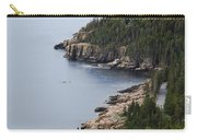 Dramatic Maine Coastline Carry-all Pouch