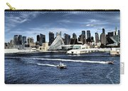Dramatic New York City Carry-all Pouch