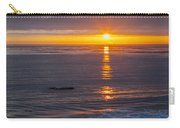 Dramatic Ocean Reflection Of Color Carry-all Pouch
