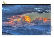 Dramatic Sky And Clouds Carry-all Pouch
