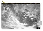 Dramatic Sky Bw Carry-all Pouch
