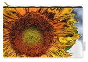 Dramatic Sunflower Carry-all Pouch
