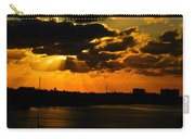 Dramatic Sunrise At Nassau Carry-all Pouch