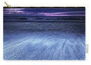 Dramatic Sunset Scenery Of Lake Huron Carry-all Pouch