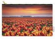 Dramatic Tulips Carry-all Pouch