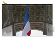 Drapeau Francais Carry-all Pouch