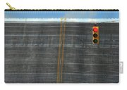 Drawbridge And Stoplight Carry-all Pouch